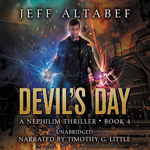 Devil's Day Audiobook By Jeff Altabef cover art
