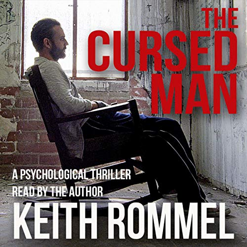 The Cursed Man audiobook cover art