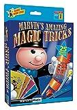 Marvin's Magic 54060 - Zauberkasten Marvin`s erstaunliche magische Tricks 1, Komplettset für 25 Zaubertricks, Zauber Set für Magier ab 6 Jahre, Set zum Zaubern mit deutscher Anleitung, Box 1 von 3 -