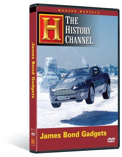 Modern Marvels James Bond Gadgets [DVD] [Import]