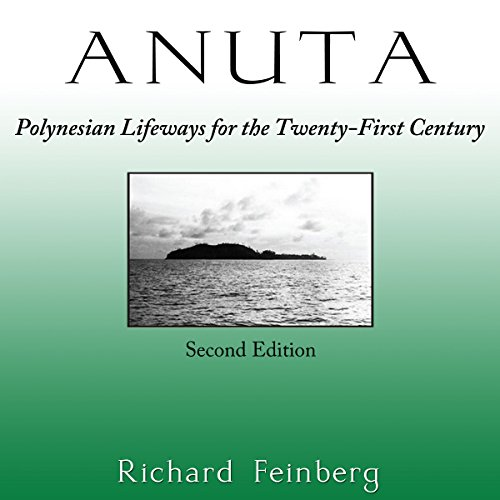 Anuta, Second Edition audiobook cover art