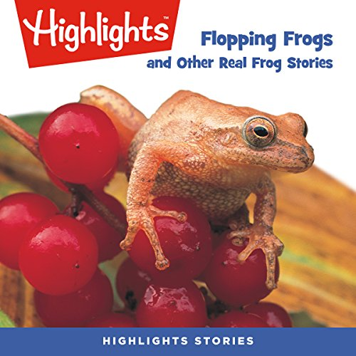 Flopping Frogs and Other Real Frog Stories copertina