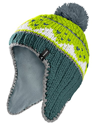 VAUDE Kinder Knitted Cap IV Accessories, Eucalyptus, S