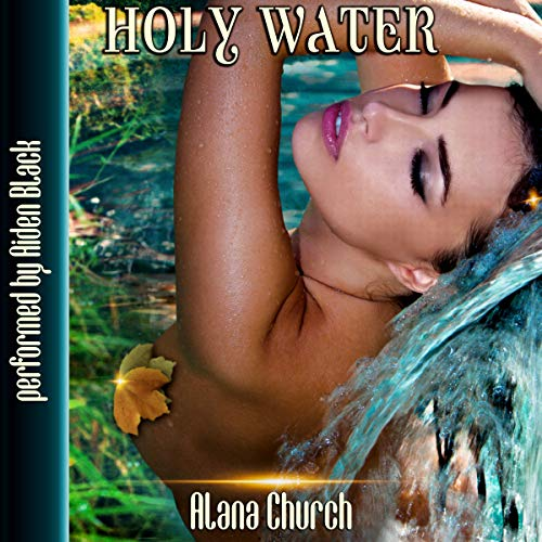 Holy Water audiobook cover art