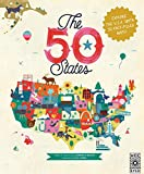 The 50 States - B&N: Explore the U.S.A with 50 fact-filled maps!