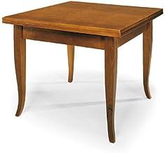 Amazon.it: tavolo allungabile legno massello