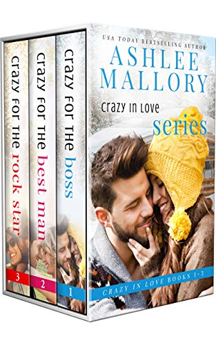 Crazy in Love Box Set: A Sweet Romantic Comedy Series (English Edition)