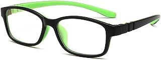 Fantia Children with Amblyopia Frame Ultra Light TR90 Boys and Girls Eyeglass