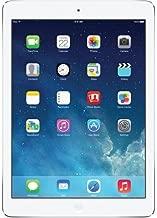 Apple iPad Air ME997LL/B (16GB, Wi-Fi + AT&T, Silver) (Renewed)