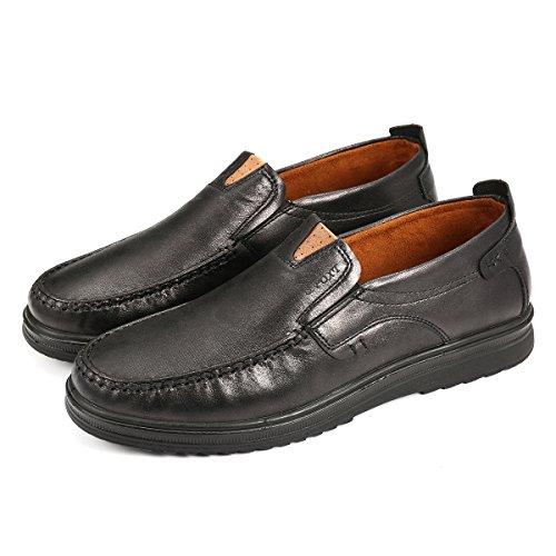 gracosy Chaussures de Ville pour Hommes, Mocassins en...