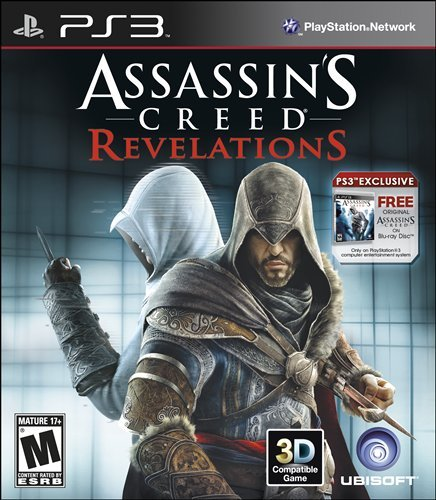 Assassin's Creed Revelations PS3 US Version