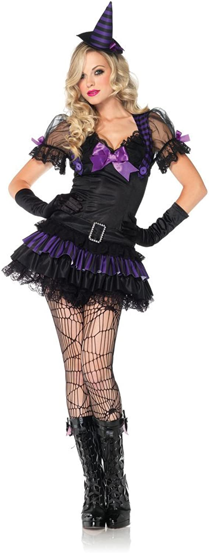 Leg Avenue Black Magic Babe Kostüm M L, 1 Stück