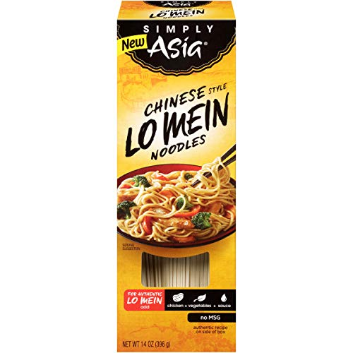 Simply Asia Chinese Style Lo Mein Noodles, 14 oz ( pack of 6 )