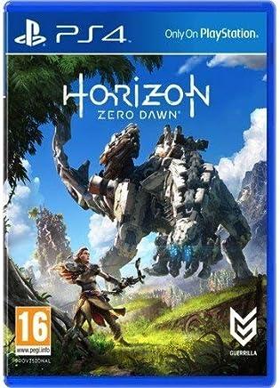 PS4 HORİZON ZERO DAWN