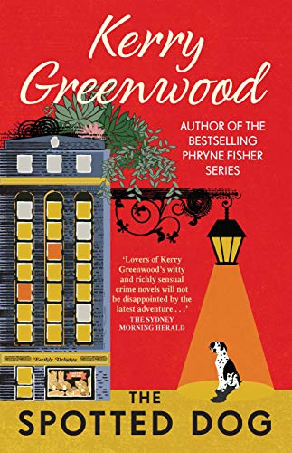 The Spotted Dog (CORINNA CHAPMAN Book 7) (English Edition)