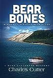 Bear Bones: Murder at Sleeping Bear Dunes (Burr Lafayette Mystery Book 3)