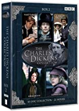 Charles Dickens Collection: Hard Times + Martin Chuzzlewit + A Tale Of Two Cities + Bleak House + David Copperfield