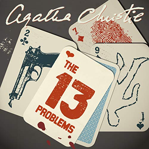 The Thirteen Problems audiobook cover art