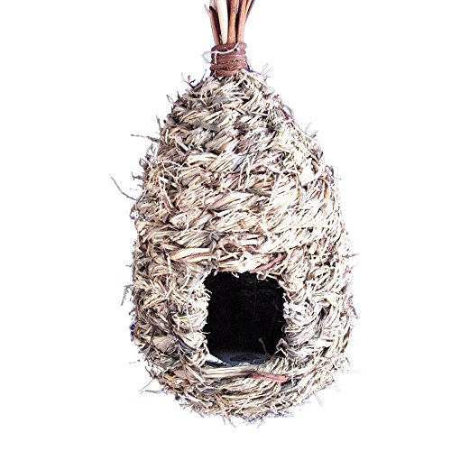 Wildlife World Große Ruhenest-Tasche Tall Roosting Nest Pocket, Natural