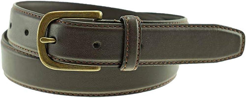 Thomas Bates Coleman Boys Dress Casual Leather Belt