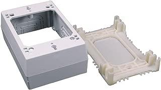 Legrand - Wiremold C53 CordMate II Data Combo Box