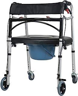 Estándares Silla de transporte de ducha, silla de inodoro para inodoro, silla de ducha