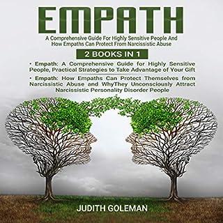 Empath: 2 Books in 1 audiobook cover art