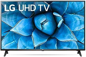 LG 50UN7300PUF Alexa Built-In 50  4K Ultra HD Smart LED TV  2020   Renewed