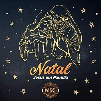 Natal, Jesus em Família