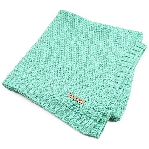 NO BAND babydeken pasgeborenen deken super zacht baby baby beddengoed quilt bedsofa kinderwagen deken gebreid