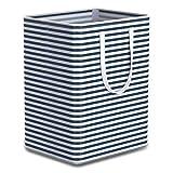 Huante - Cesto para la ropa sucia plegable, de gran capacidad, 96 L, cesta de almacenamiento de ropa