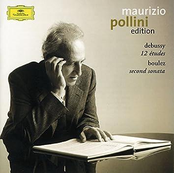 Debussy: 12 Etudes / Boulez: Sonata No.2