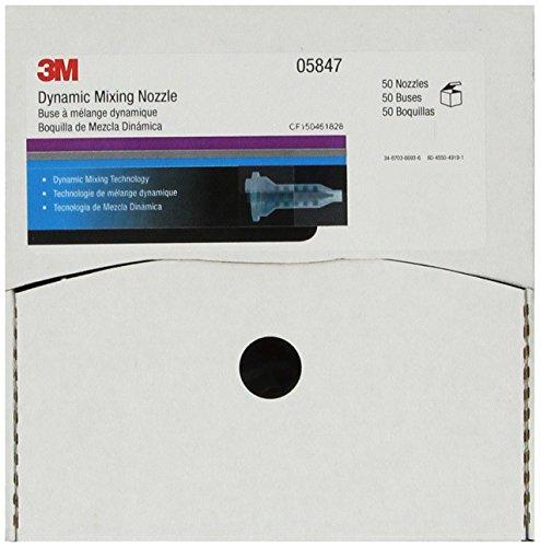 3M Dynamische Mischsystemdüse für Füllstoffe & Lasuren, 05847, 50 Düsen pro Karton