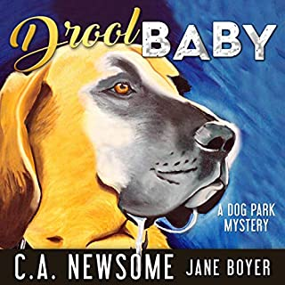 Drool Baby: A Dog Park Mystery audiobook cover art