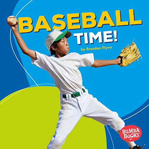 Baseball Time! copertina