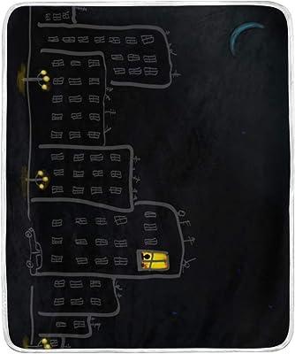 Amazon.com: LSPZ Manta eléctrica, súper suave inteligente de ...