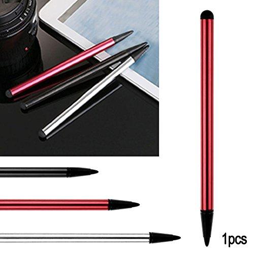 LZDseller01 Touchscreen-Eingabestift, kapazitiver Stift, hochempfindlicher aktiver Eingabestift für Touchscreens für Tablet iPad für Handy für Samsung PC