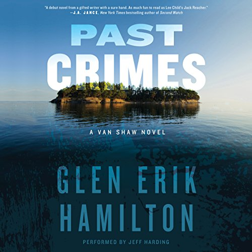 Past Crimes audiobook cover art