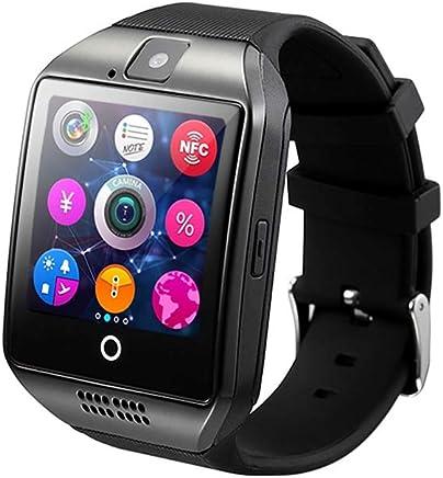 3a9cfc5f9c469a BSNL Smart watch, Black - A25