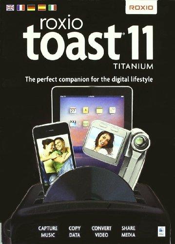 Roxio Toast 11 Titanium [Download]
