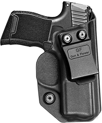 TIGOTAC IWB Kydex Holster Fits for S&W SD9 VE & SD40 VE Concealed Carry Adj. Cant/Positive Click/Audible Click US KYDEX Made - Right Hand - Gen 2