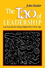 By John Heider - The Tao of Leadership: Lao Tzu's Tao Te Ching Adapted for a New Age (3/20/86)