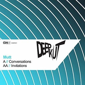 Conversations / Invitations