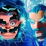 Mago Electrico Vs Mago de Hielo Clash Royale