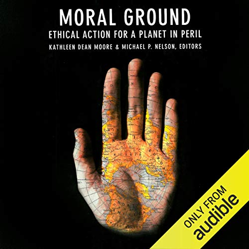 Moral Ground audiobook cover art