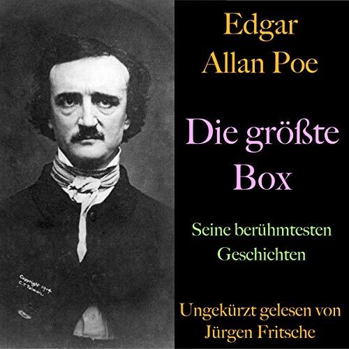Edgar Allan Poe. Die größte Box Titelbild
