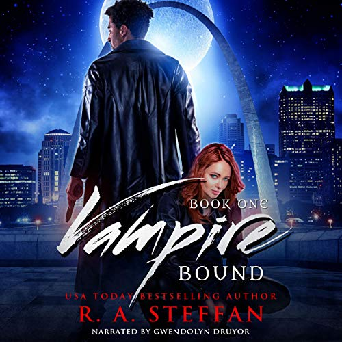 Vampire Bound: Book One cover art