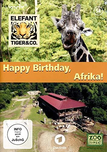Elefant, Tiger & Co. - Teil 54 - Happy Birthday, Afrika! [2 DVDs]