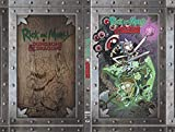 Rick and Morty Vs D&D Box Sets 'Issues 1-4'