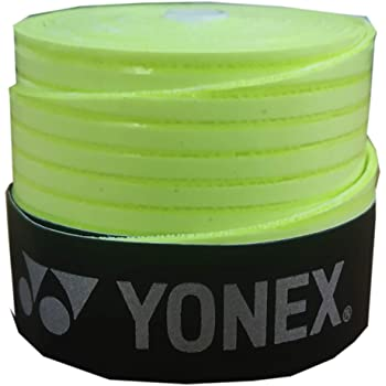Yonex ET 903 E Super Rubber Badminton Grip (Yellow)
